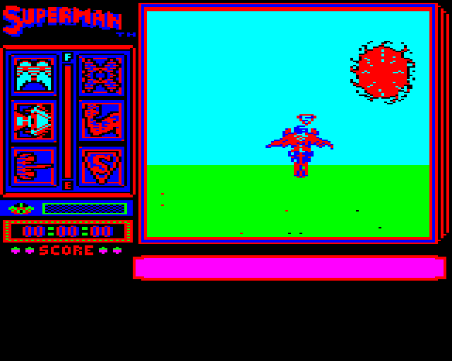 gameimg/screenshots/1473/Superman-Tynesoft.png