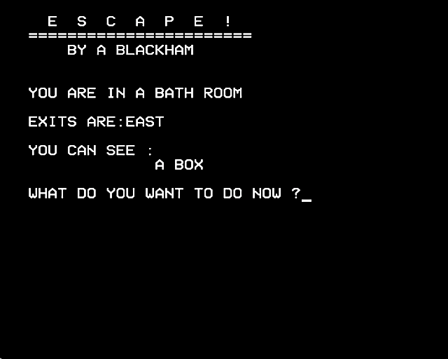gameimg/screenshots/2906/Disc999-Escape.png