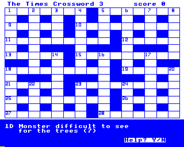 gameimg/screenshots/2958/Disc999-TimesCrosswordsVol1.png