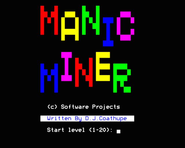 gameimg/screenshots/2972/ManicMiner-hack.png