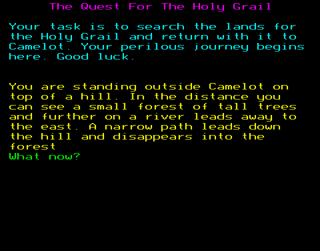 gameimg/screenshots/DISC099-QuestForTheHolyGrail.png