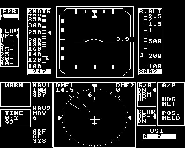 767 Advanced Flight Simulator (AKA 767 Flight Simulator)