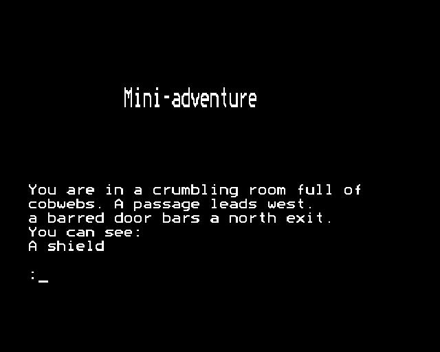 gameimg/screenshots/Disc999-MiniAdventure.jpg